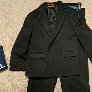Dockers Suit Black Size 4